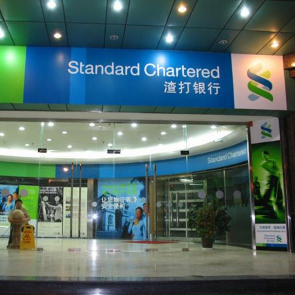 Standard Chartered is fighting allegations it worked with Iran against the US