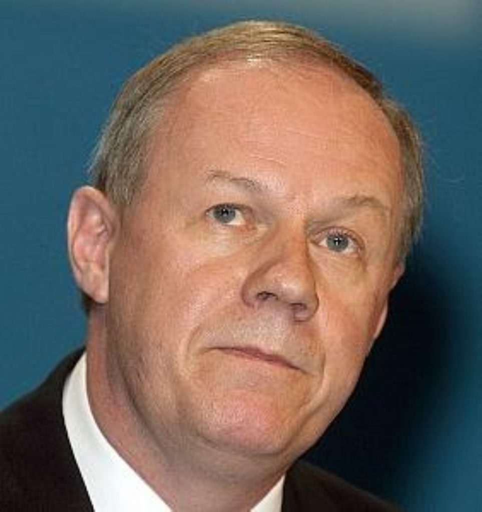 Damian Green has accused police of searching emails related to Shami Chakrabati