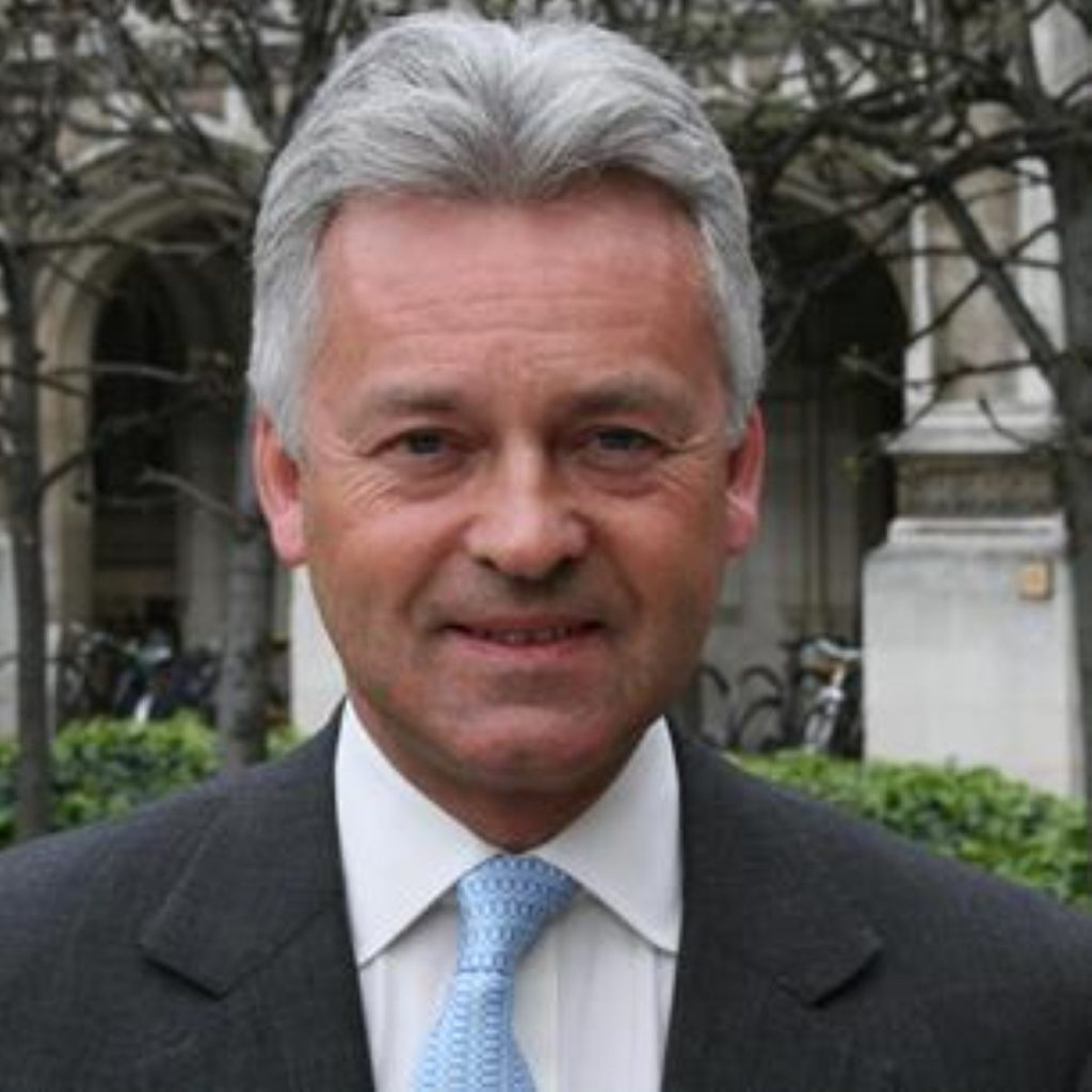 Alan Duncan, shadow leader of the Commons