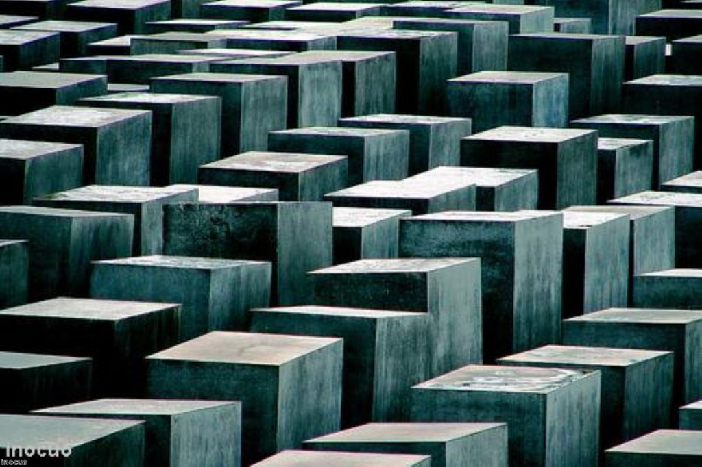 The new Holocaust memorial in Berlin. Ukip has once again had to distance itself from the far-right fringe, suspending a council candidate for alleged anti-Semitic remarks online.