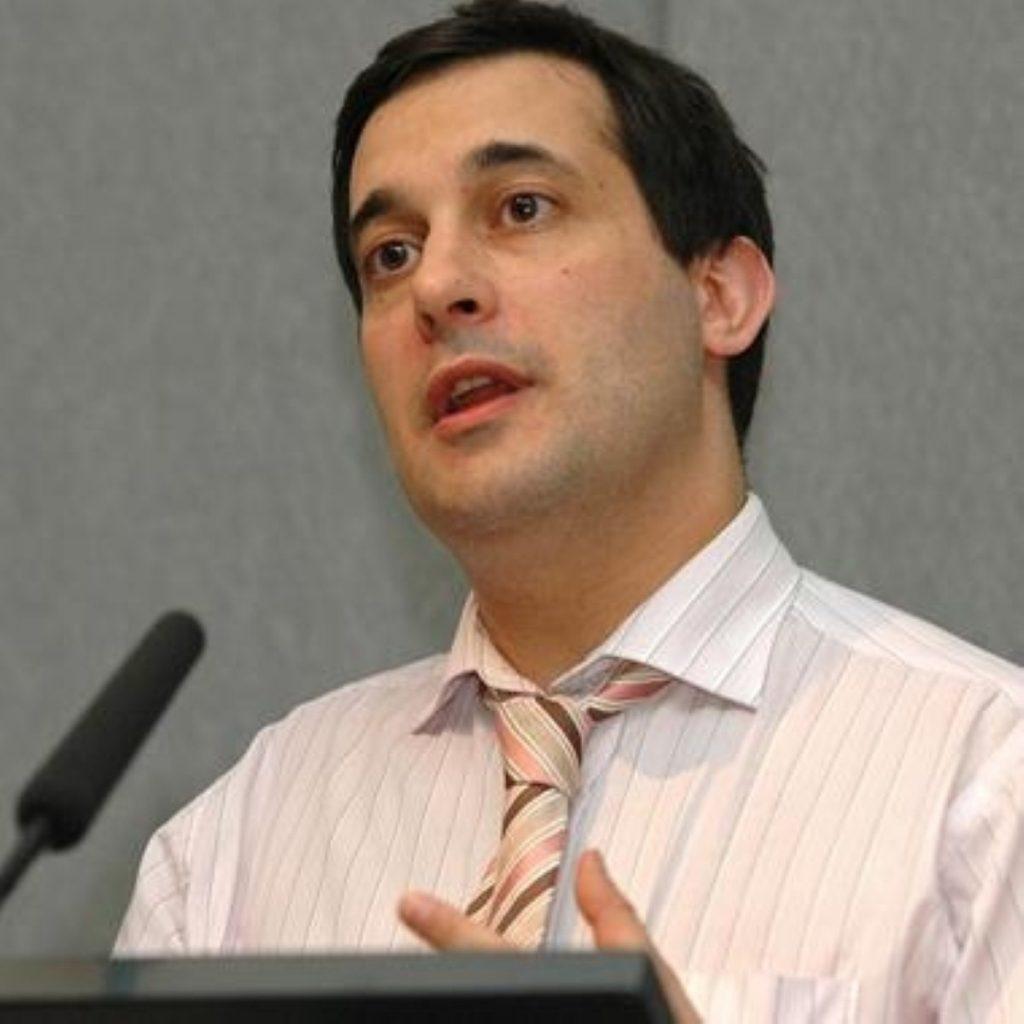 Harris: Home secretary 'confusing roles'
