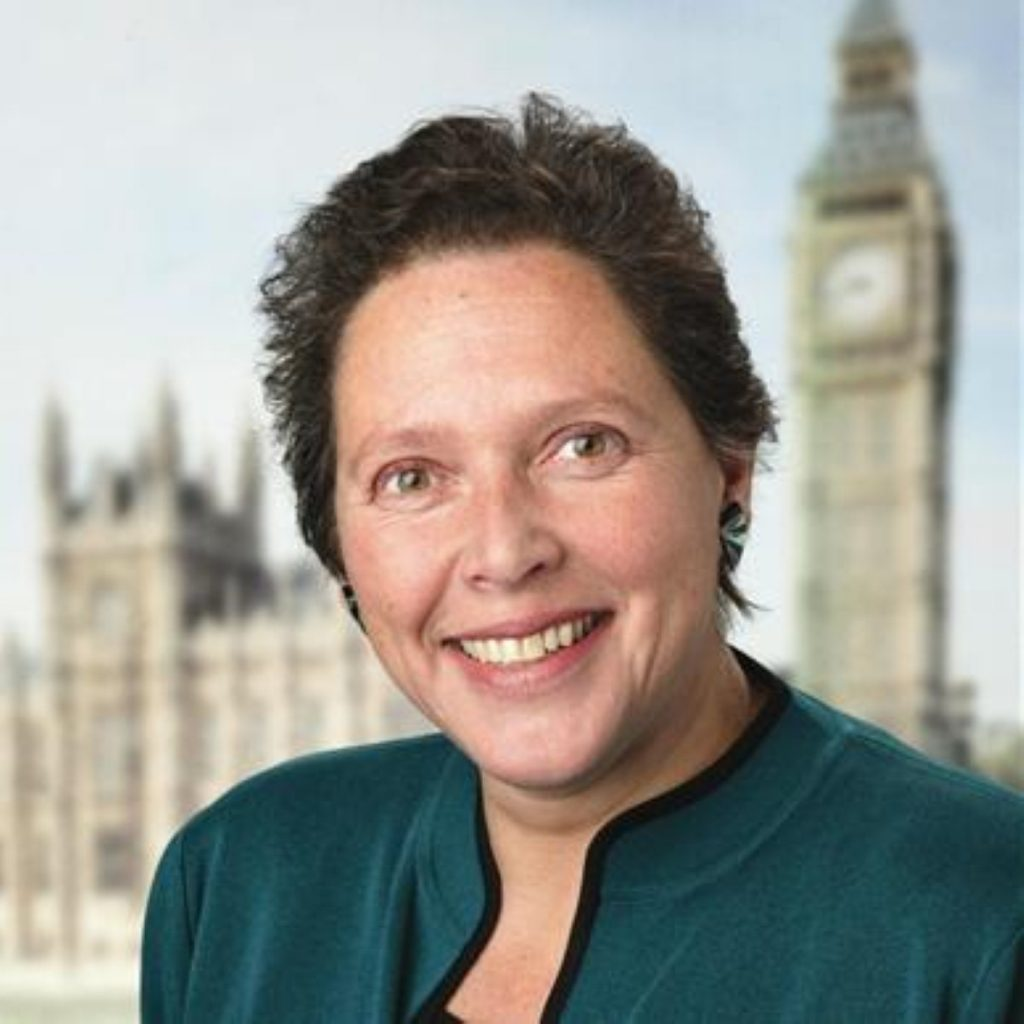 Susan Kramer is MP for Richmond Park and North Kingston
