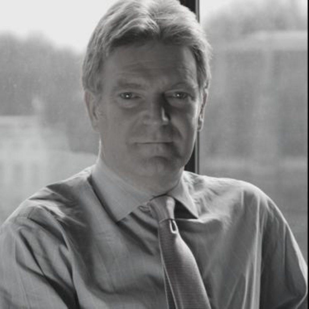Edward Garnier, shadow justice secretary