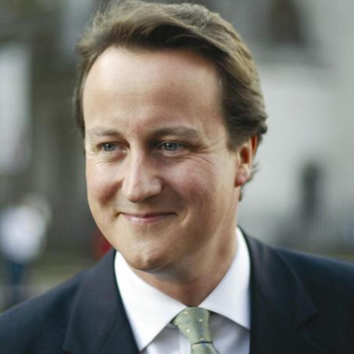Cameron prison speech in full