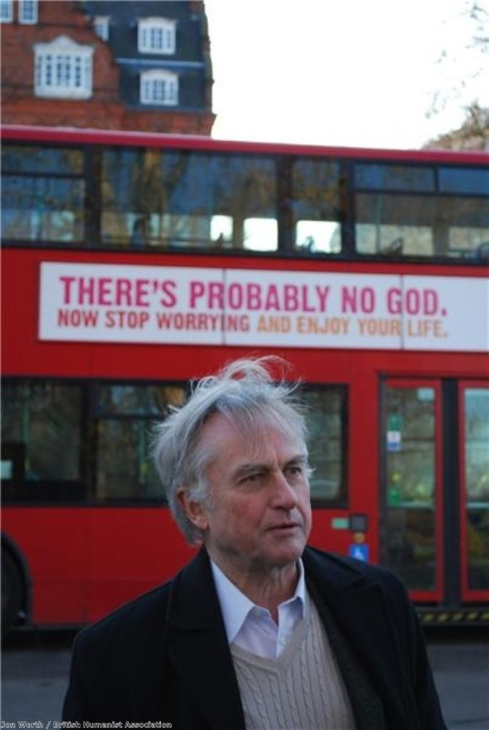 Richard Dawkins, author of 'The God delusion', is backing the amendment