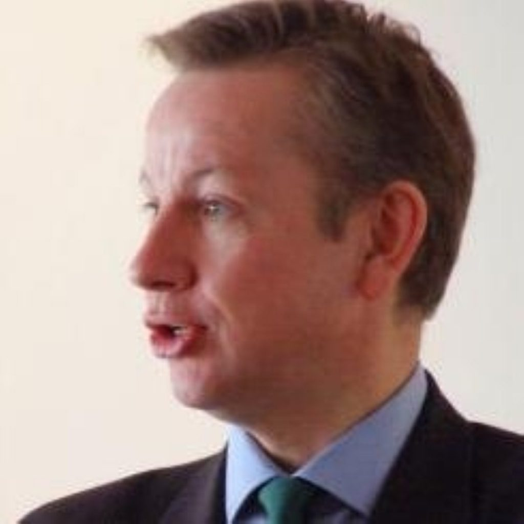 Michael Gove pledges to take action against the 'educational underclass'