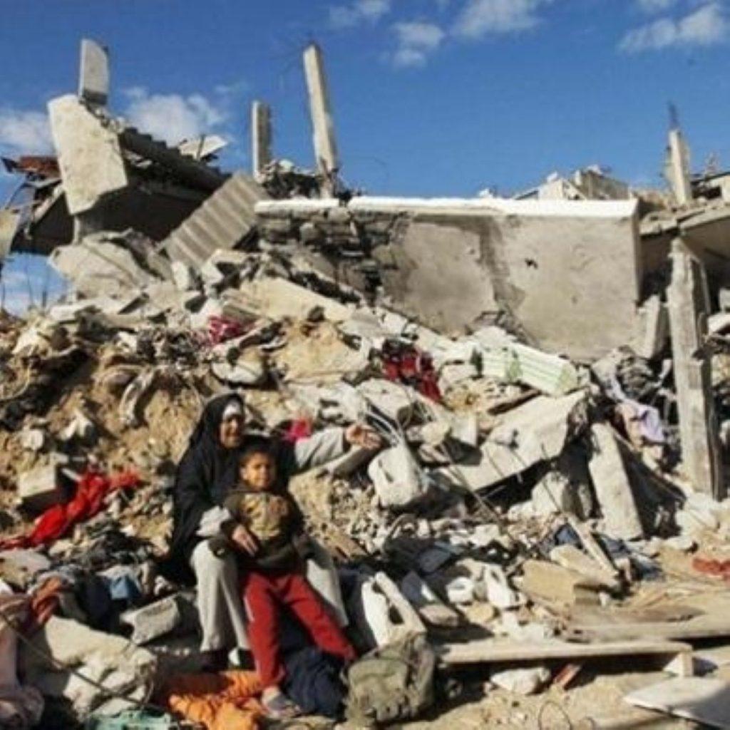 Britain pledges £20 million worth of humanitarian aid for people of Gaza Strip