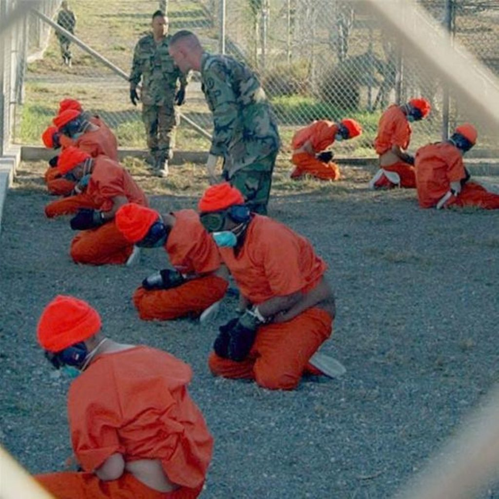 Shaker Aamer has been held in Guantanamo Bay for nearly 13 years without trial.