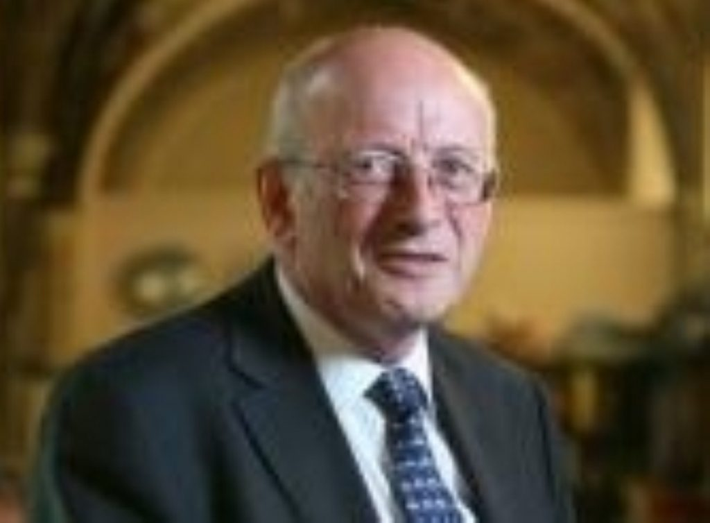 Nick Raynsford is Labour MP for Greenwich and Woolwich