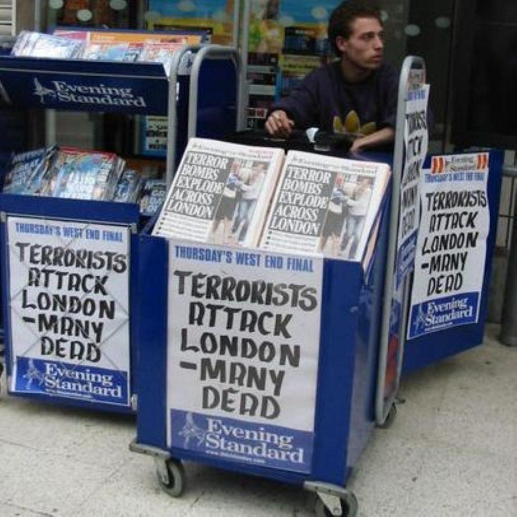 Not part of a war on terror