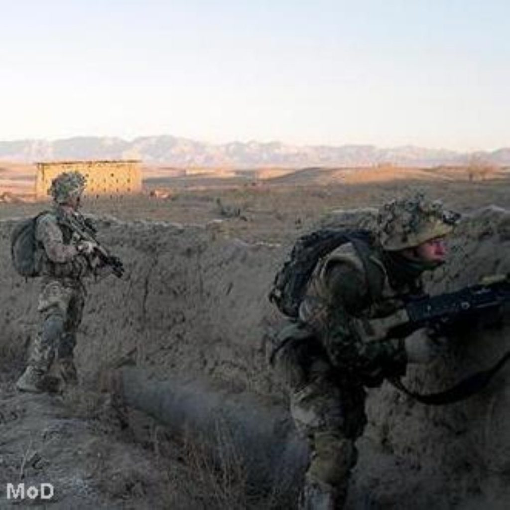 Afghanistan strategy shifted