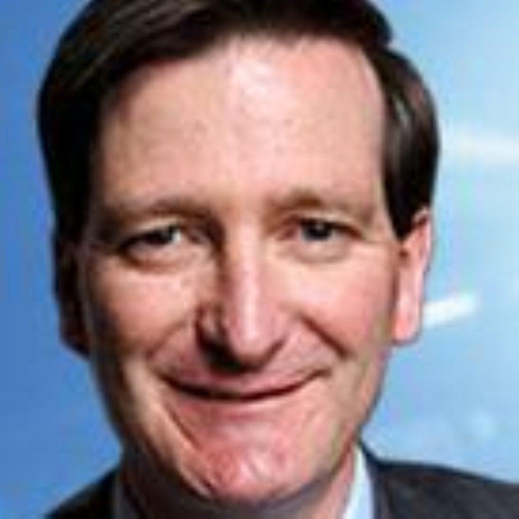Dominic Grieve, former shadow home secretary