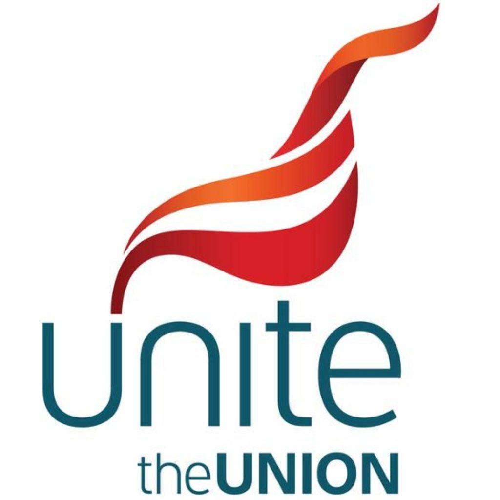 Unite: RBS should reward frontline staff, not city bankers