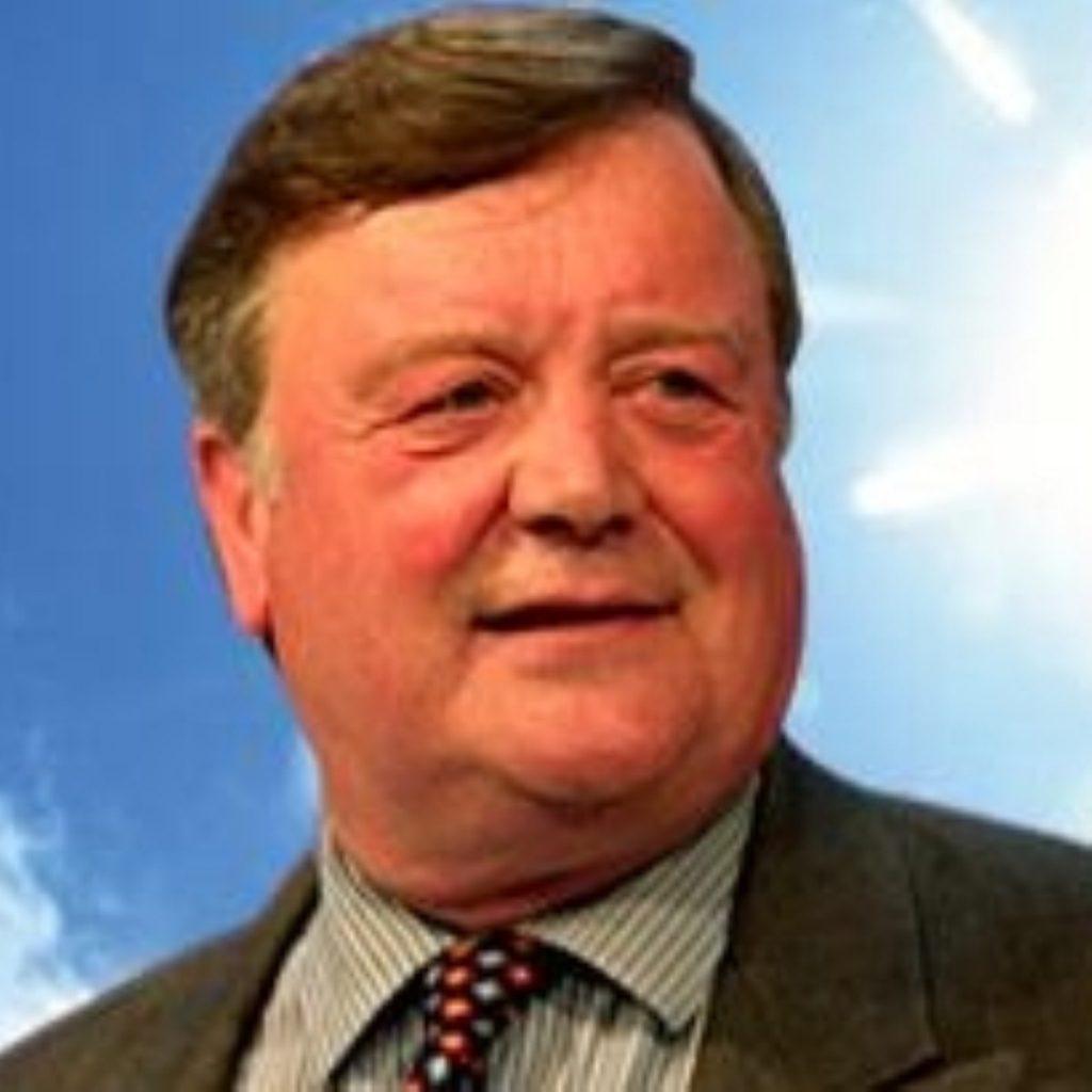 Ken Clarke: 'I never have mastered the speak softly bit, but the big stick has always appealed.'
