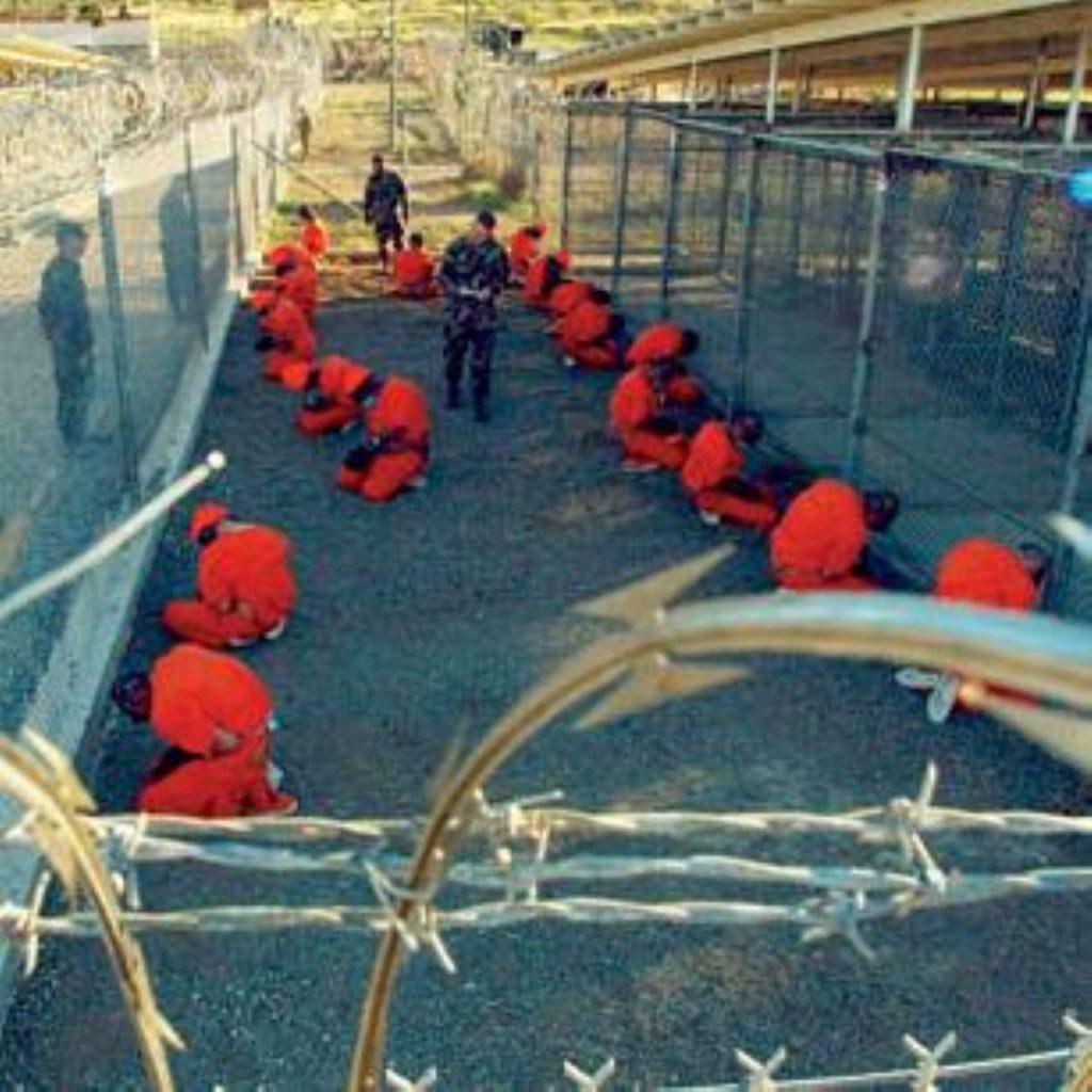 Britain 'tortured in Guantanamo'