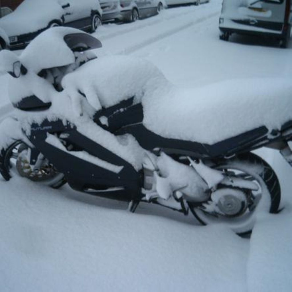 Snowy weather hit GDP growth in Q4 of 2010