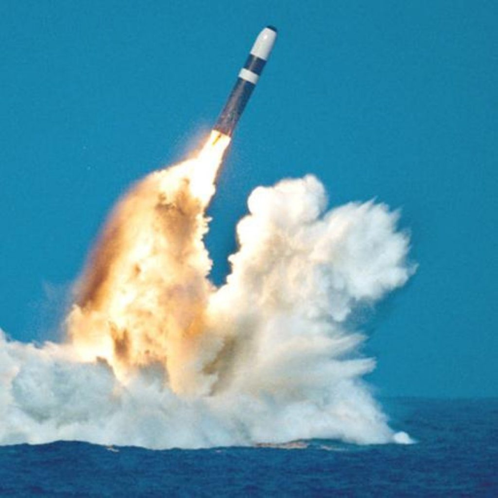 Tories brand Lib Dems reckless over Trident review