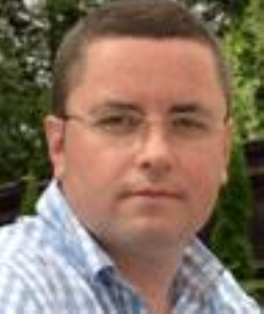 Robert Buckland is the Conservative MP for Swindon South