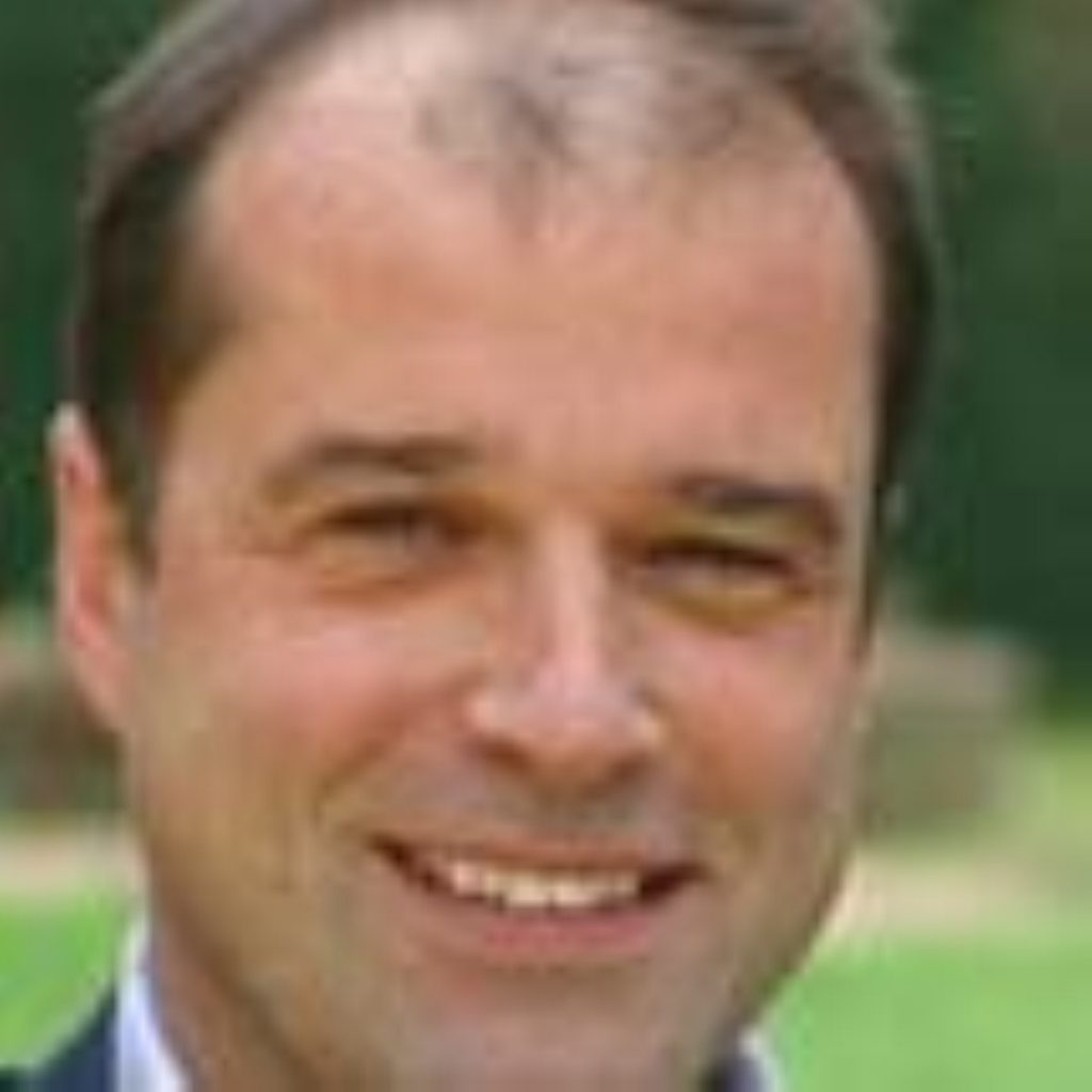 George Hollingbery is the Conservative MP for Meon Valley.