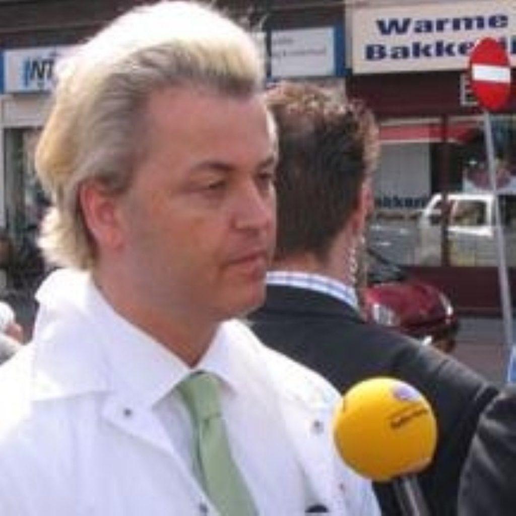 Geert Wilders wins appeal against ban