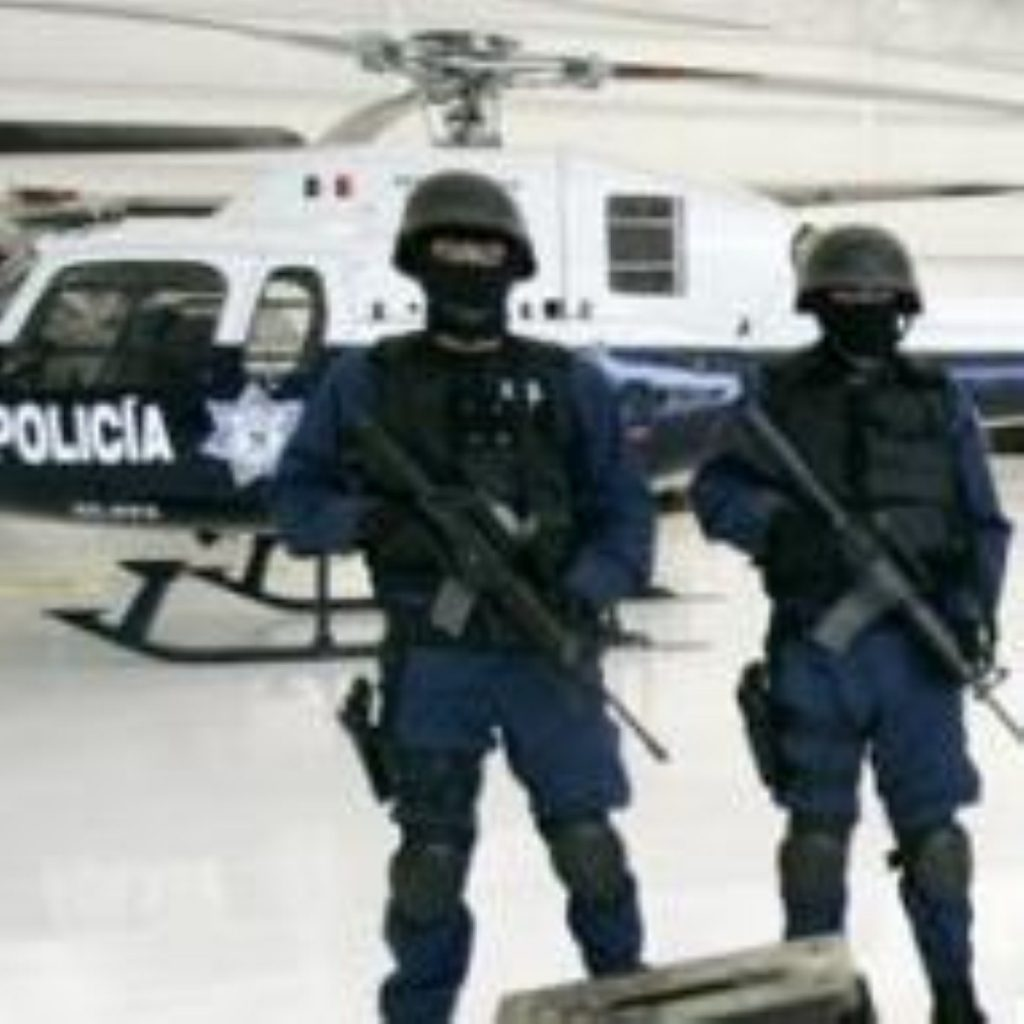 Mexican police have been unable to stop a spate of vicious drugs killings over the last four years