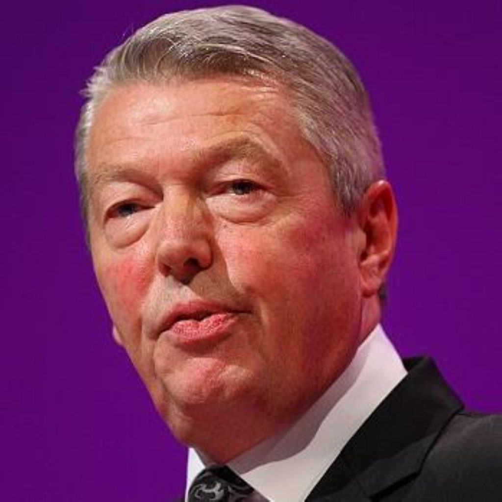 Alan Johnson is thought to be lukewarm about the introduction of the cards