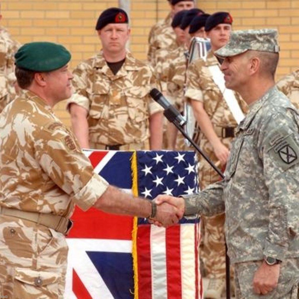 Iraq mission winds down