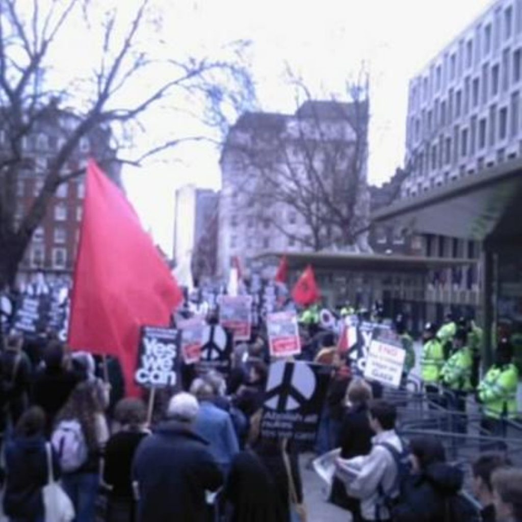 Stop the War protests to challenge Afghanistan war