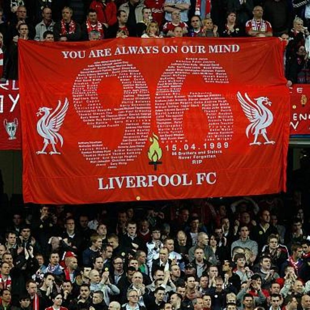 Liverpool fans have waited 20 years for justice