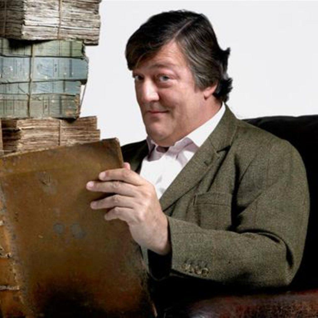 Stephen Fry: European allies homphobic