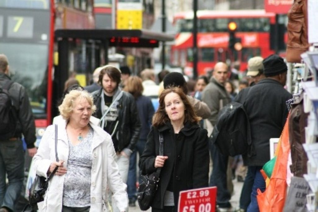 UK economy doesn't look like recovery just yet