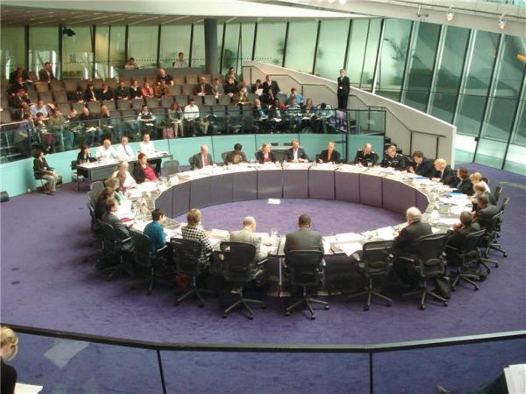 Today's meeting in City Hall