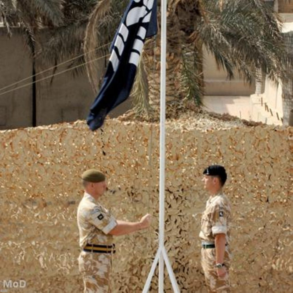 The mission in Iraq is over - now the inquiry begins
