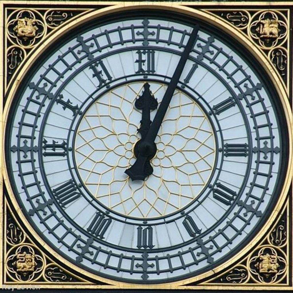 Time up for Westminster? Political parties just don't get it.