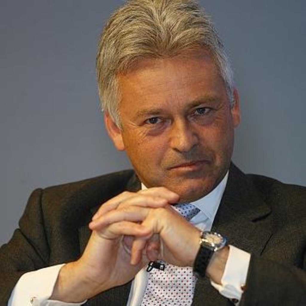 Alan Duncan, shadow leader of the House