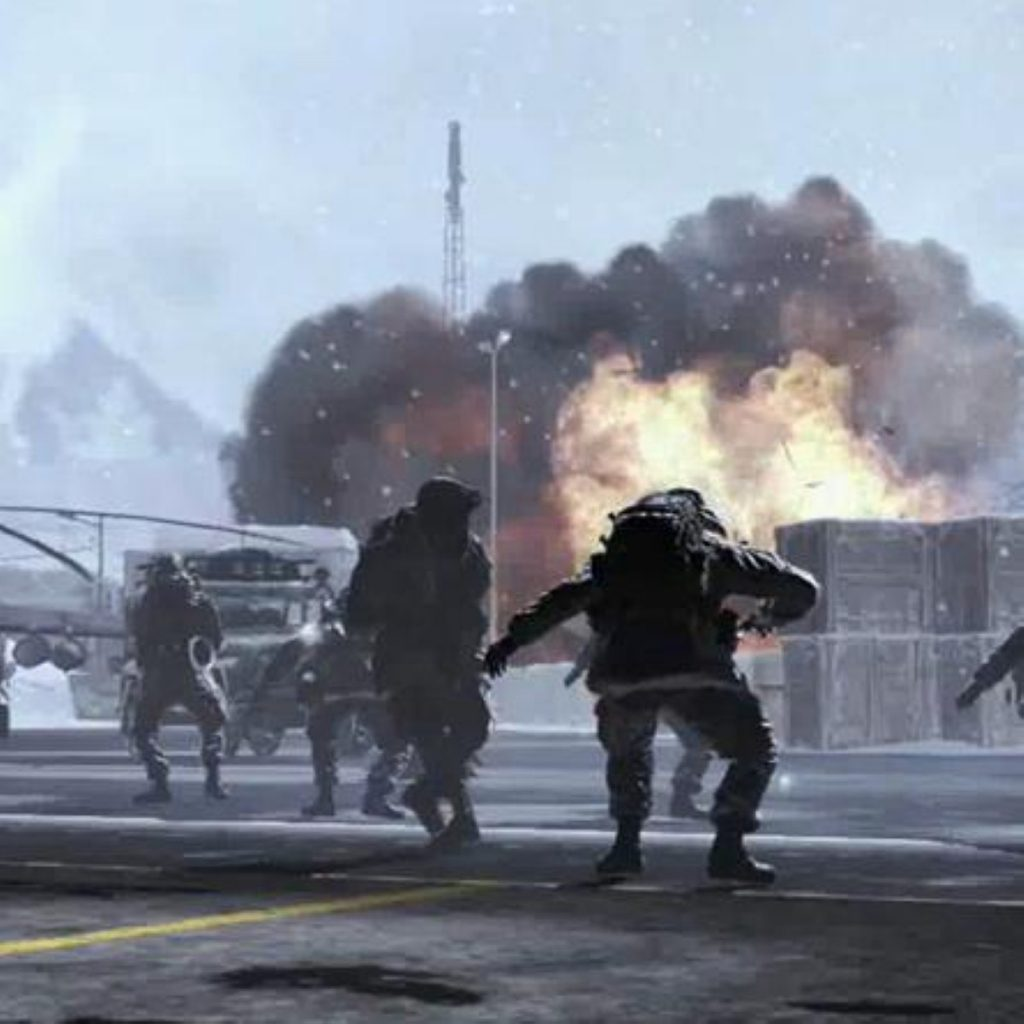 Expect explosions: Vaz and Watson at loggerheads over Call of Duty: Modern Warfare 3