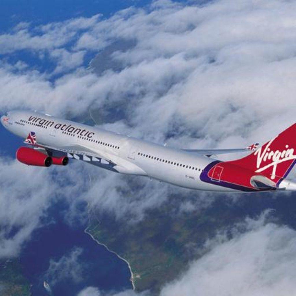 Virgin: Under pressure over deportation programme