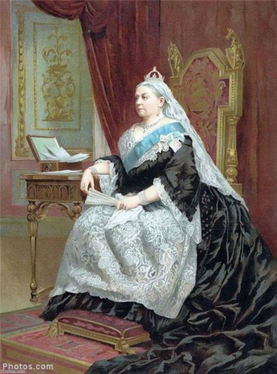 Queen Victoria's succession would have passed to her eldest daughter - and from there to the Kaiser