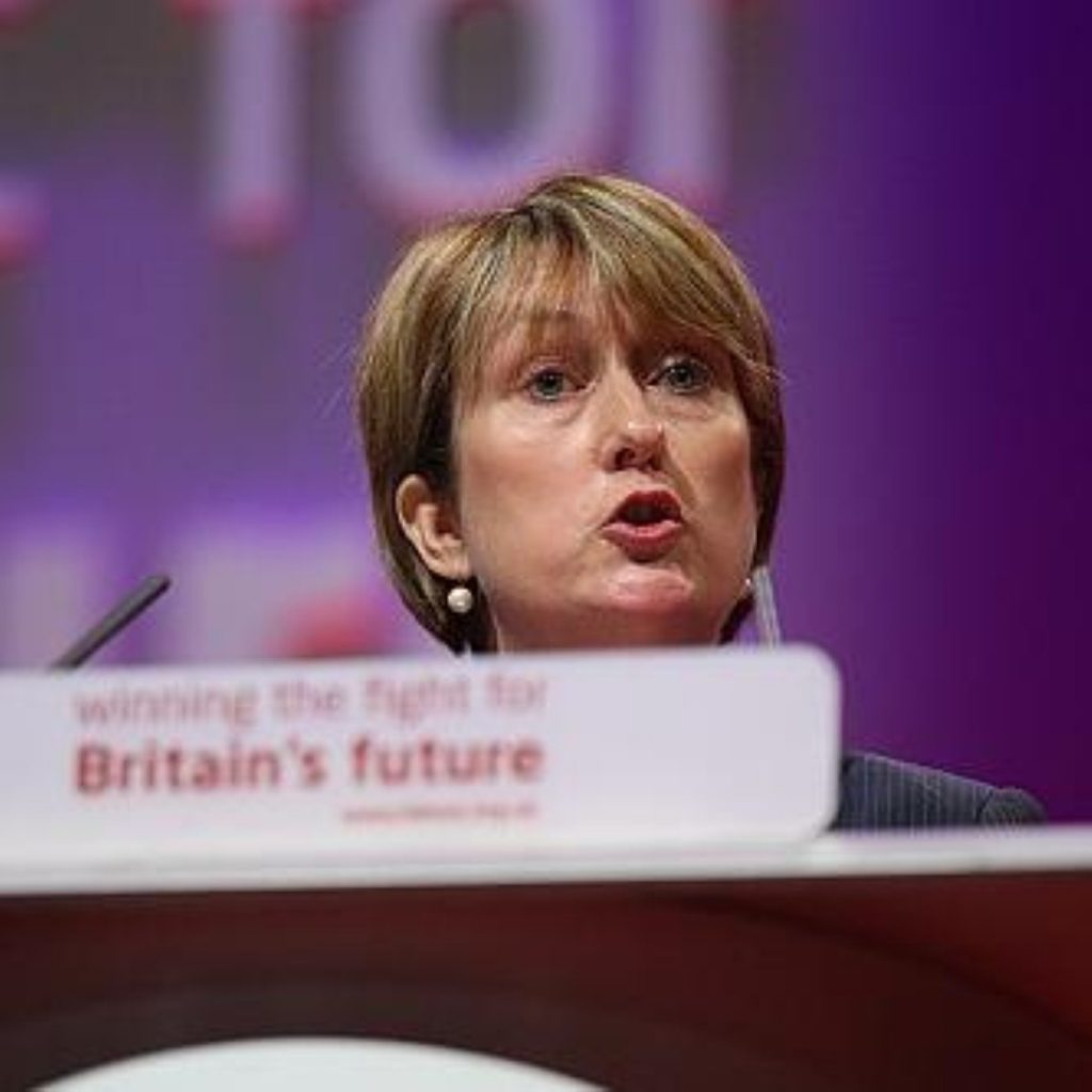 Jacqui Smith will be hoping to put the matter behind her now