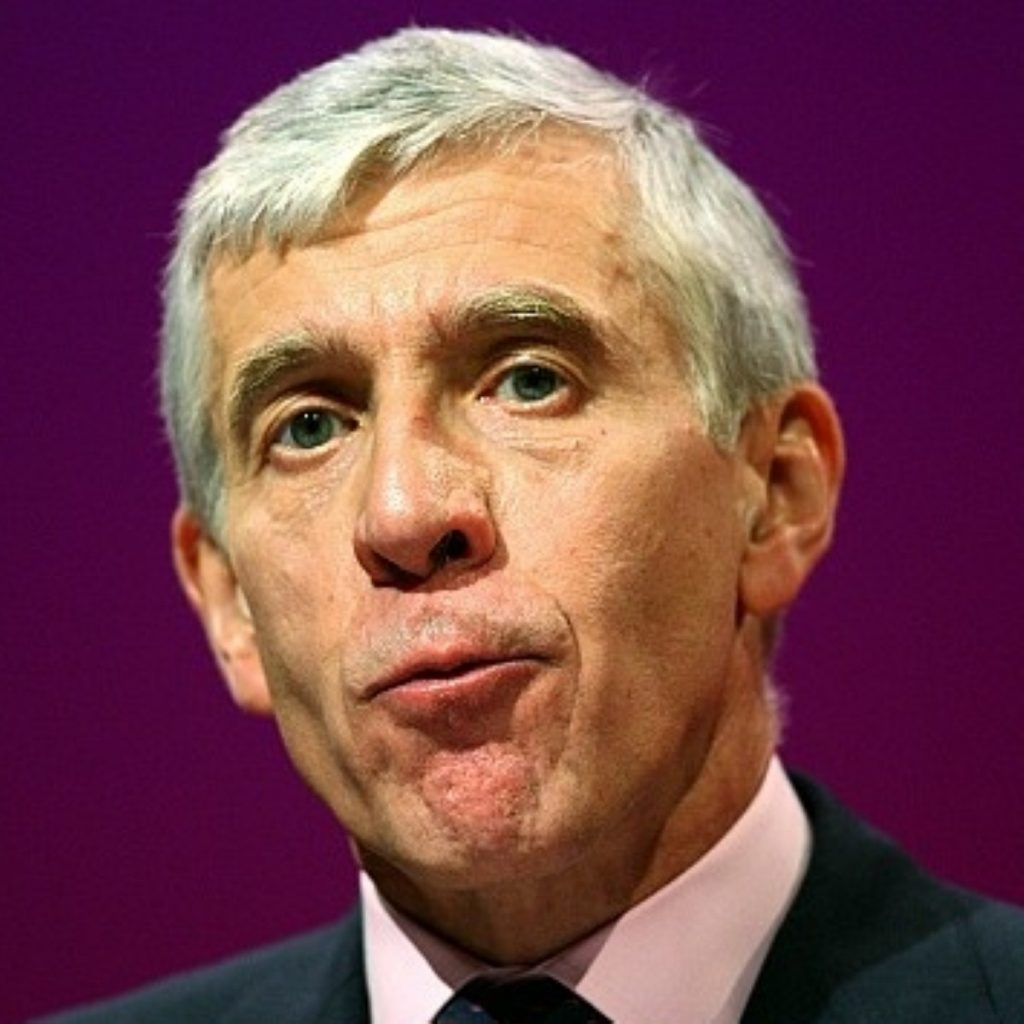 Jack Straw: Evidence suggests conduct was against Commons rules