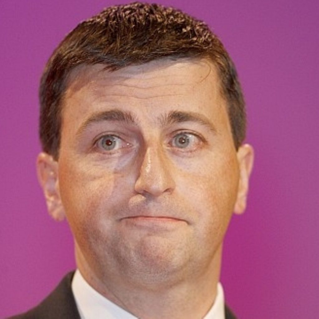 Douglas Alexander wants Brown to address country, not conference