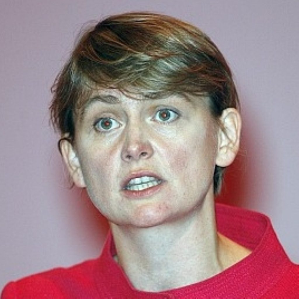 Shadow home secretary Yvette Cooper strongly criticised the government's approach to counter-terrorism, after a judge awards radical cleric Abu Qatada bail