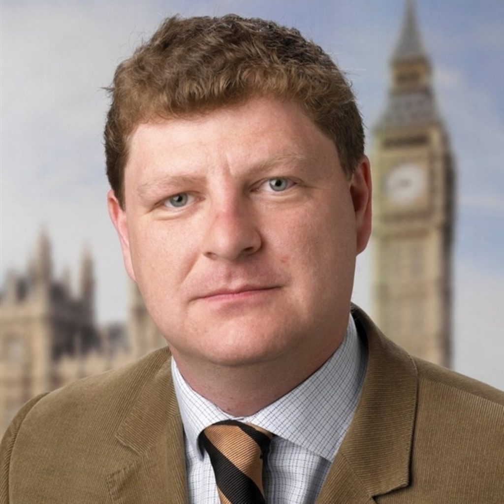 Angus Robertson is upbeat about the SNP's future
