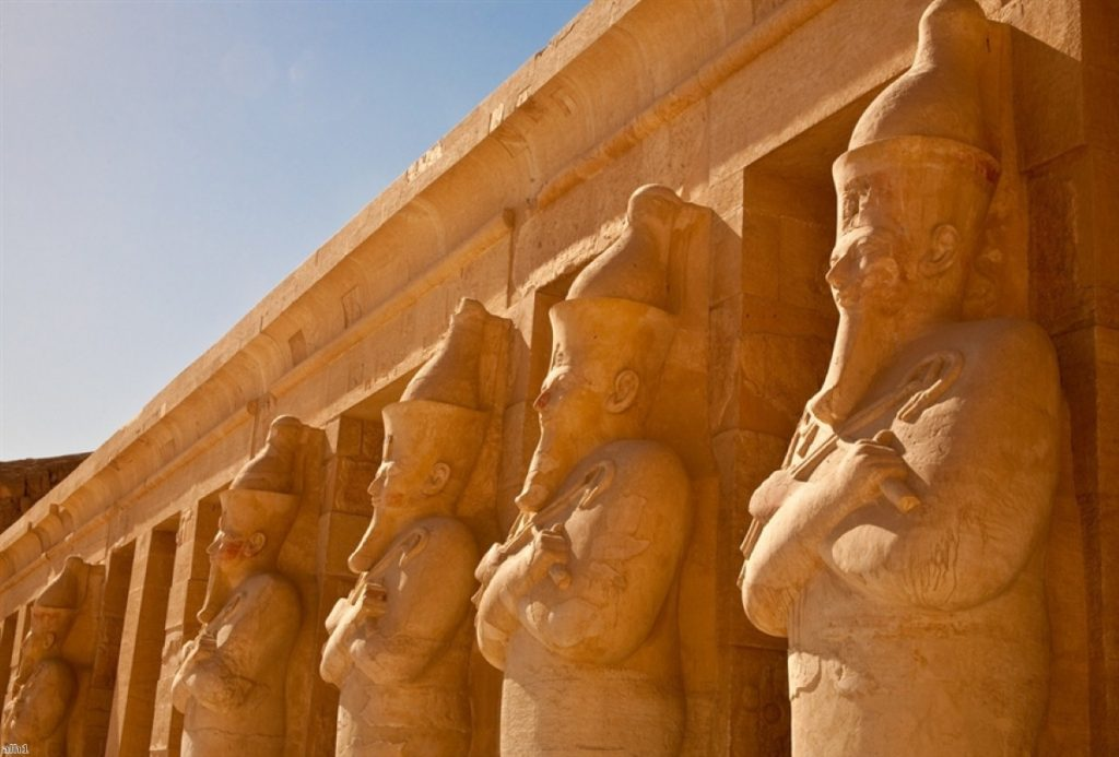 Luxor, Egypt. Can an ancient curse help Lib Dems in Northampton?