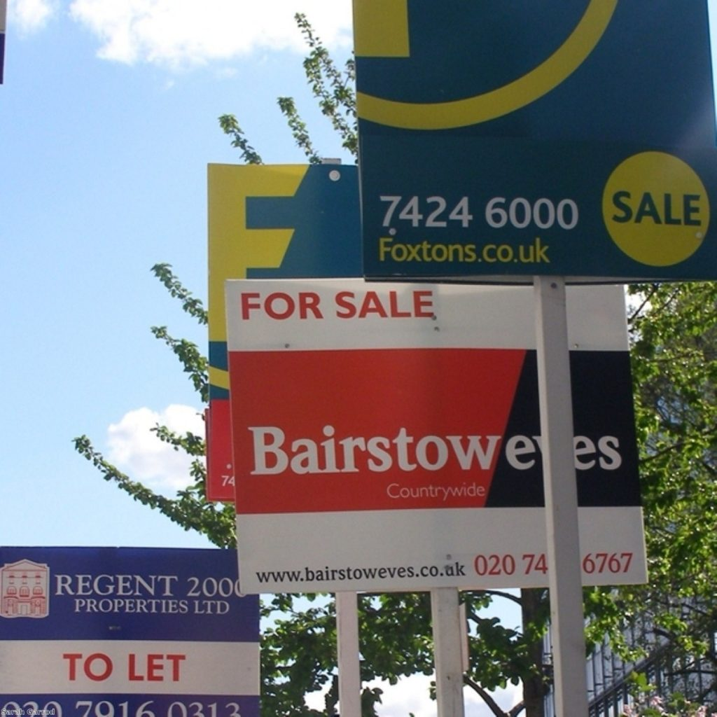 House prices have soared far beyond incomes in parts of the country