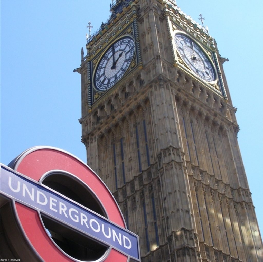 D-day for Tory MPs in Westminster