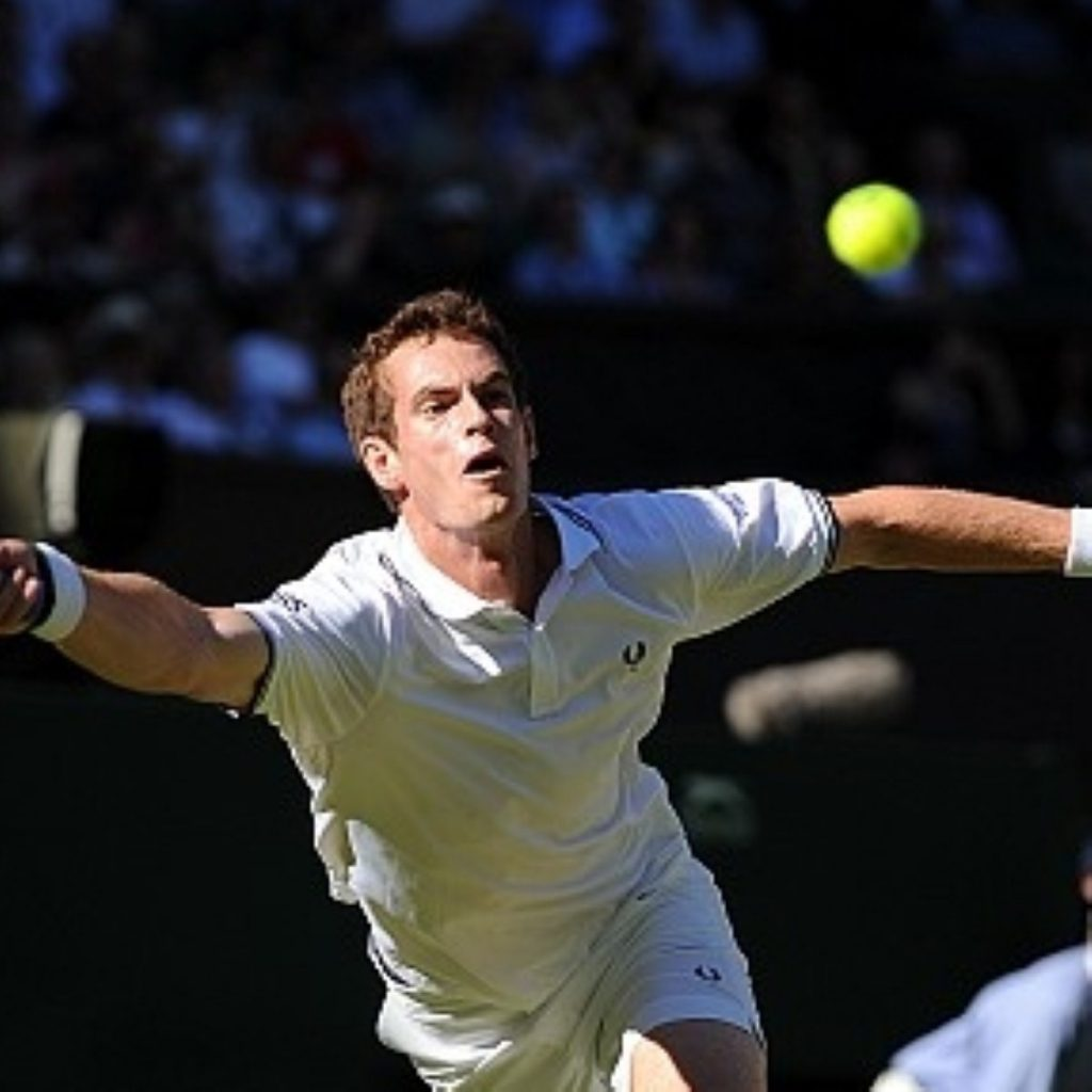 Andy Murray: Critical of independence - but playing as a Scot if Alex Salmond gets his way