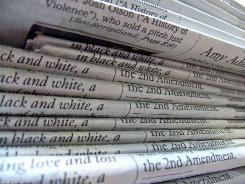 The affair has put the media in the spotlight
