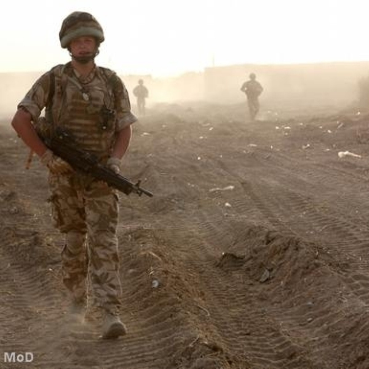 Frontline troops won't be cut as a result of 2015/16 cuts