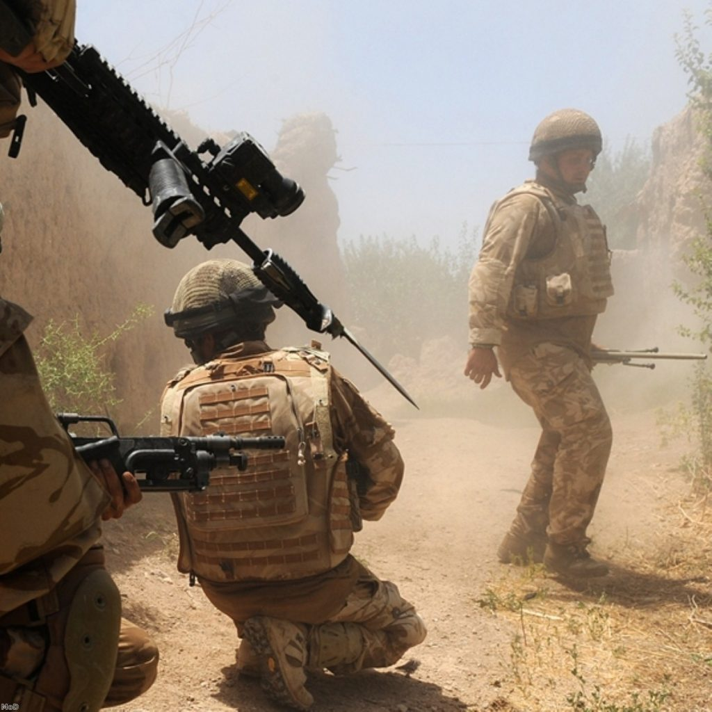 Afghanistan troops is hot political issue after recent troop deaths